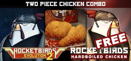 دانلود بازی کامپیوتر Rocketbirds 2 Evolution نسخه CODEX