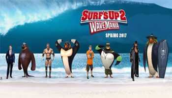 دانلود انیمیشن Surfs Up 2 WaveMania 2017