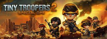دانلود بازی Tiny Troopers 2 Special Ops برای اندروید