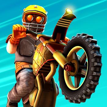 دانلود بازی trials frontier 4.8.0