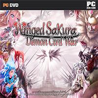 دانلود بازی کامپیوتر Winged Sakura Demon Civil War نسخه PLAZA
