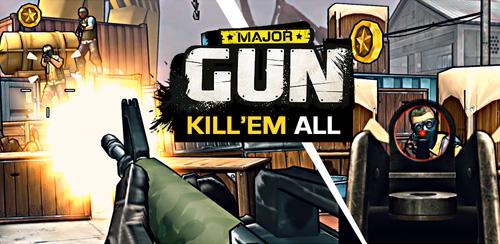دانلود major gun اندروید