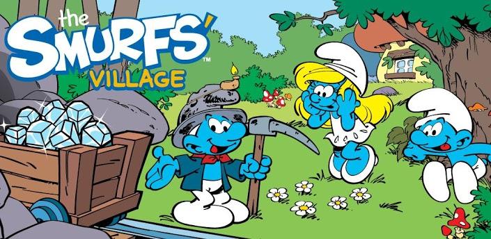 بازی Smurfs' Village جدید