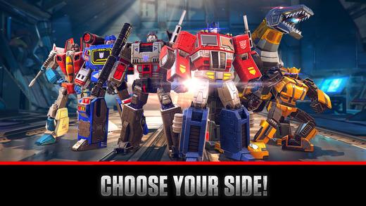 دانلود transformers earth wars