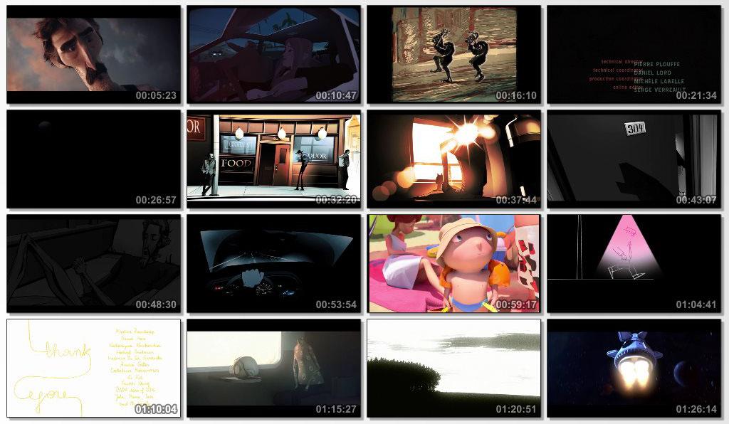 دانلود مجموعه انیمیشن The Oscar Nominated Short Films 2017 Animation