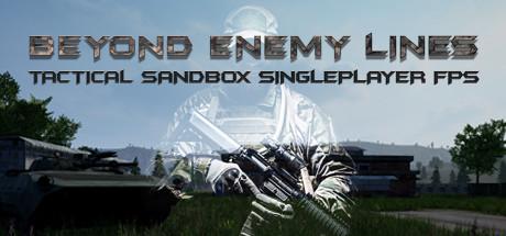 دانلود بازی کامپیوتر Beyond Enemy Lines نسخه SKIDROW