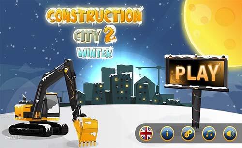 دانلود Construction City 2 Winter جدید