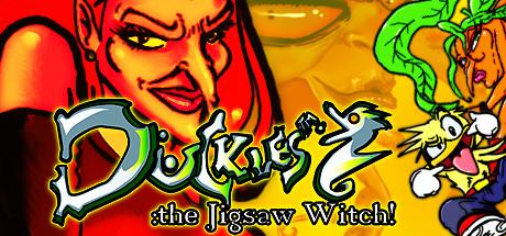 دانلود بازی کامپیوتر Duckles the Jigsaw Witch