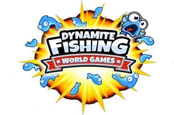 دانلود بازی Dynamite Fishing
