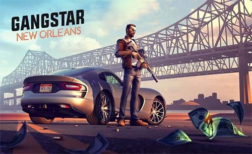 بازی Gangstar New Orleans جدید