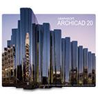 دانلود نرم افزار طراحی ساختمان Graphisoft Archicad