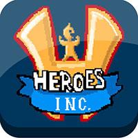 دانلود بازی Heroes Inc v1.1.2 برای آيفون ، آيپد و آيپاد لمسی