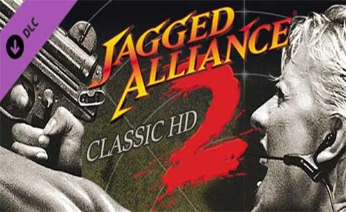 دانلود بازی jagged alliance 2 Classic HD جدید