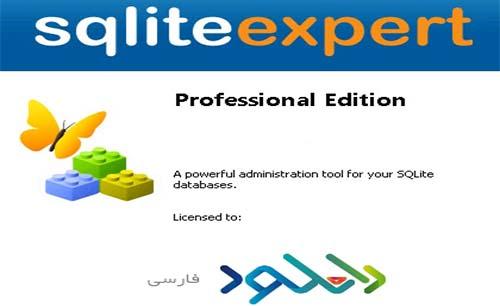 دانلود sQLite Expert Professional جدید