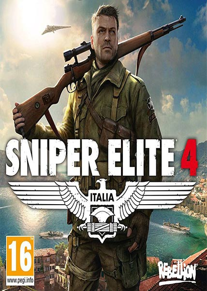 بازی Sniper Elite 4 DELUXE EDITION v1.5.0-STEAMPUNKS برای PC