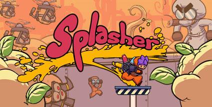 دانلود بازی کامپیوتر Splasher نسخه PLAZA