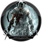 The Elder Scrolls V Skyrim Special Edition logo
