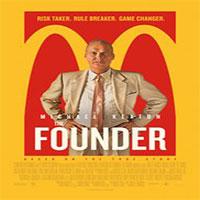 دانلود فیلم سینمایی The Founder 2016