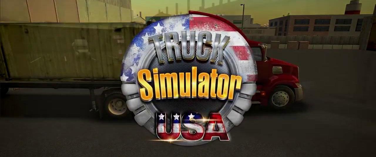 دانلود بازی Truck Simulator USA v1.5.0 برای اندروید