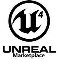 Unreal-Engine-4-Marketplace-–-Gamedev-Bundle-4.14-Logo