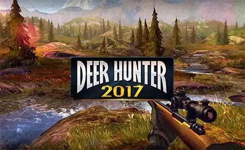 بازی deer hunter 2017 ایفون