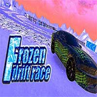 frozen drift race