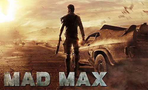 بازی Mad Max کامپیوتر