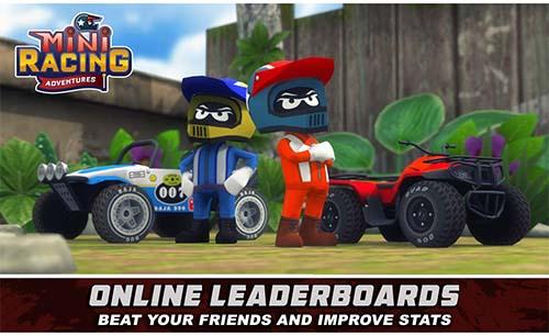 دانلود mini racing adventures جدید
