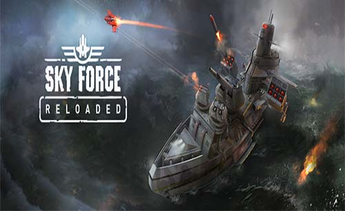 بازی sky force reloaded جدید