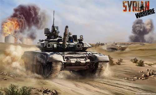 بازی syrian warfare جدید