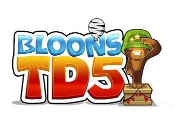 دانلود بازی Bloons TD 5 v3.7 برای آيفون ، آيپد و آيپاد لمسی