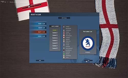 بازی Club Manager 2017 جدید