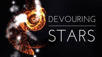 دانلود بازی Devouring stars v1.3 برای آيفون ، آيپد و آيپاد لمسی