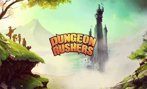 بازی Dungeon Rushers جدید