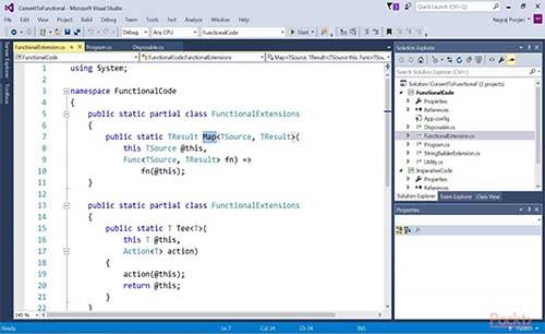 Functional Programming for C# Developers
