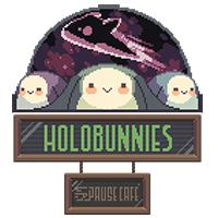 دانلود بازی کامپیوتر Holobunnies Pause Cafe