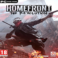 دانلود بازی کامپیوتر Homefront The Revolution Beyond the Walls نسخه PLAZA