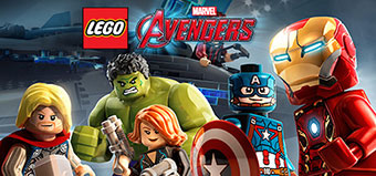 LEGO Marvels Avengers - Screen