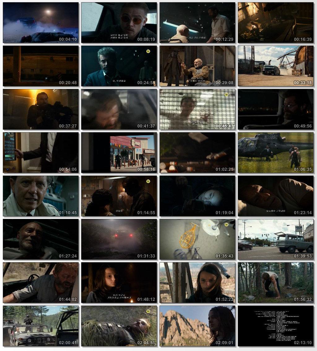 دانلود فیلم سینمایی Logan 2017