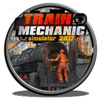 دانلود بازی کامپیوتر Train Mechanic Simulator 2017 نسخه HI2U