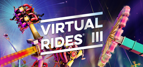 دانلود بازی کامپیوتر Virtual Rides 3 – Funfair Simulator نسخه PLAZA