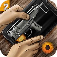 دانلود بازی Weaphones: Firearms simulator 2 v1.3.1 برای آيفون ، آيپد و آيپاد لمسی