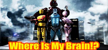 دانلود بازی کامپیوتر Where is my Brain!? نسخه PLAZA