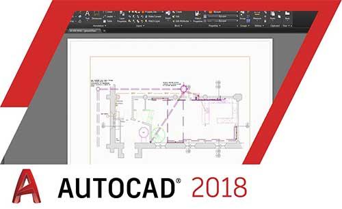 نرم افزار autoacd 2018 جدید