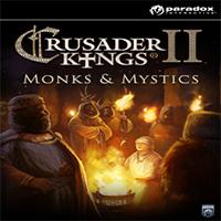 دانلود بازی کامپیوتر Crusader Kings II Monks and Mystics