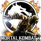 mortal kombat x logo