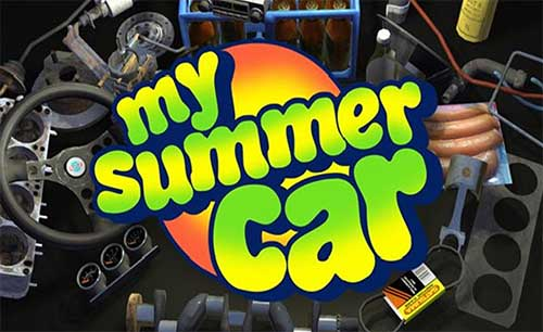 بازی My Summer Car جدید