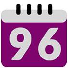 دانلود نرم افزار تقویم سال 96 ورژن 10.1.2 برای اندروید