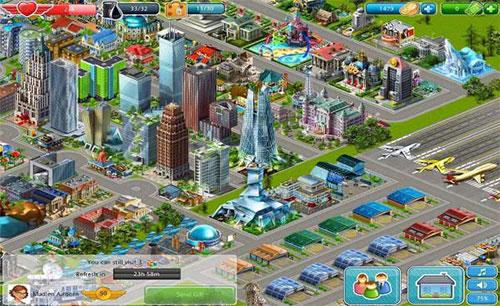 دانلود Airport city + mod برای اندروید