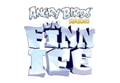 دانلود بازی Angry birds: On Finn ice v6.6.1 برای آيفون ، آيپد و آيپاد لمسی